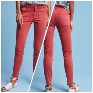 Anthropologie's Hei Hei Slim Utility Pants